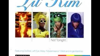 Lil' Kim - Not Tonight (feat. Da Brat, Left Eye, Missy Elliott and Angie Martinez - Remix