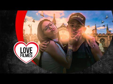 MC Yuri e Carolinne Silver - Vou com a Danadinha (Video Clipe Oficial) DJ GM