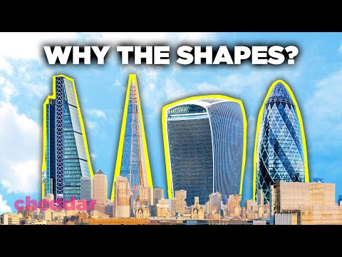 Why Does London Have a Skyscraper Shaped Like a Pickle?