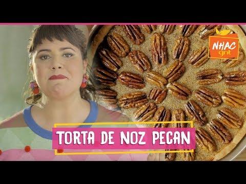 Pecan pie: torta de noz-pecan   Raíza Costa   Ceia Secreta