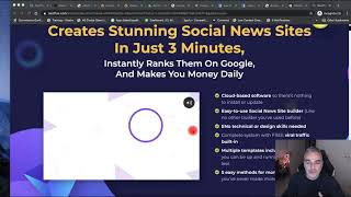 How To Build A Niche Based Website To Generate You A Passive Income | Sociflux Review