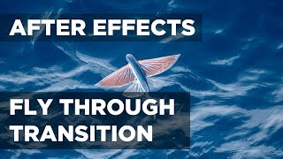 After Effects Tutorial - Smooth Zoom Blur Transition - Thủ thuật máy