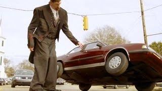 The Ten Foot Man?  Matthew McGrory- World's Tallest Actor!  Earth's Giants