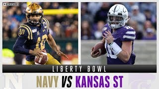 How To Bet The Liberty Bowl With Expert Picks: #23 NAVY vs Kansas State | CBS Sports HQ