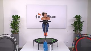 bellicon ON AIR - bellicon JUMPING ADVANCED mit Julia