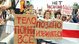 Беларусь. Протесты   14.08.20