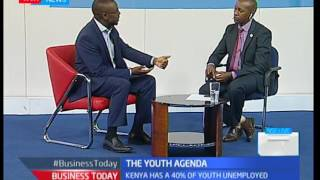 Business Today: The Youth Agenda