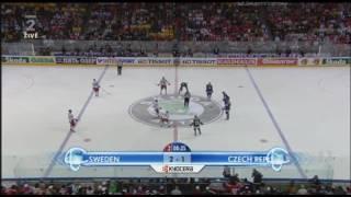 Cesta Za Titulem 8 Česká Republika - Švédsko 3:2sn MS V Hokeji 2010 Německo