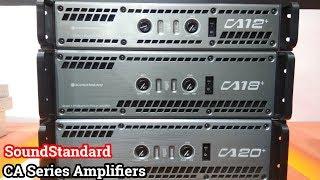 sound standard ca20 power amplifier - 免费在线视频最佳电影