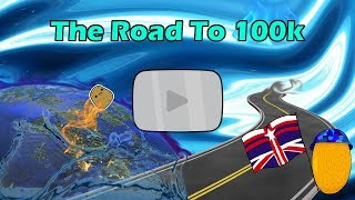 THE ROAD TO 100K [FACE REVEAL]