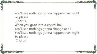 Cheap Trick - When the Lights Are Out Lyrics