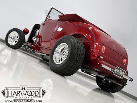 Video of '32 Roadster - L65H
