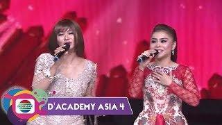 TAK DISANGKA! Wani Kayrie, Malaysia Fasih Duet Bersama Inul Lagu Bojo Galak!! | DA ASIA 4