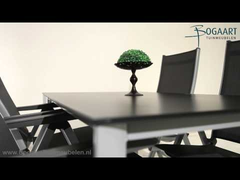 Royal Garden Tuinmeubelen, Loft tuintafel - Basic Plus tuinstoel
