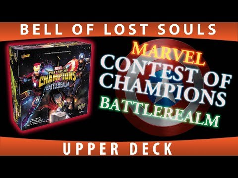 BoLS Unboxing | Marvel Contest of Champions: Battlerealms