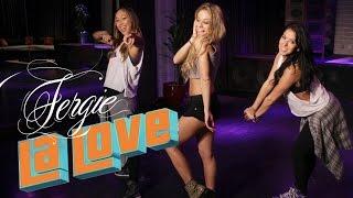 Fergie - L.A.LOVE (la la) ft. YG (Dance Tutorial)