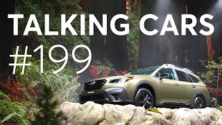 2019 New York Auto Show | Talking Cars with Consumer Reports #199