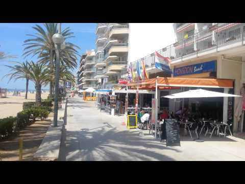 Calafell - Spain - Beach - City