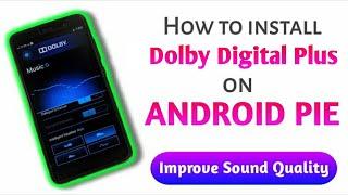 dolby atmos for android pie roms - Thủ thuật máy tính - Chia sẽ kinh