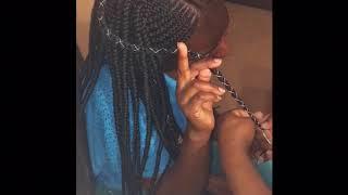 Cute African Hair Braiding
