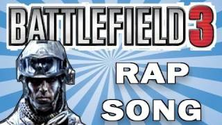 BATTLEFIELD 3 RAP SONG + GAME GIVEAWAY!
