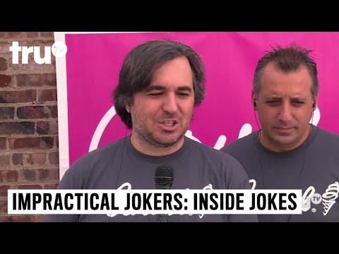 Impractical Jokers: Inside Jokes - Murr's College Nickname | truTV