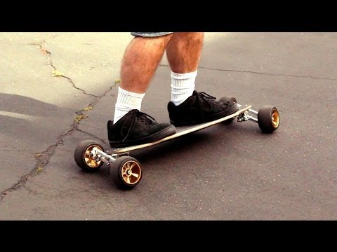 Lean Skateboard review by Safari Surf And Sport (Chatsworth,CA)