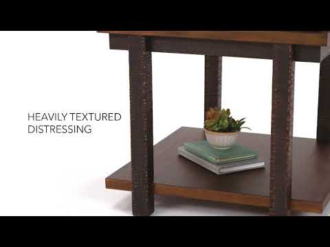 Stanah T892-3 Rectangular End Table