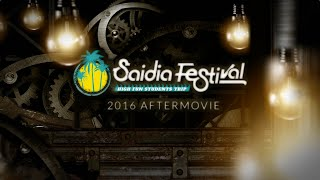 Aftermovie Saidia Festival 2016