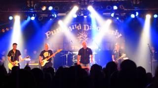 Angelic Upstarts - Machine Gun Kelly (Punk And Disorderly 2014 Berlin) [HD]