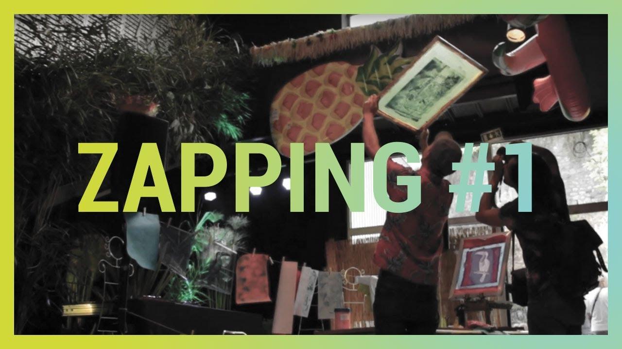 Nouvelle année, nouveau format de vidéo : LE ZAPPING ! Plongez dans la rentrée à Des Lendemains Qui Chantent en quelques minutes : la nuit exotique, les ...