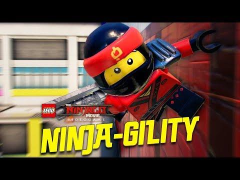 The LEGO Ninjago Movie Video Game: Ninja-gility Vignette thumbnail