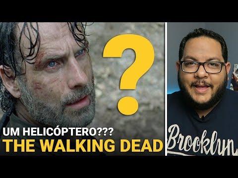 THE WALKING DEAD: Ele viu um helicóptero? | 8x05 | Comentários