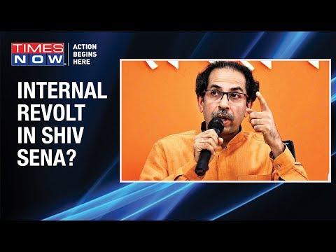 Maharashtra: Internal revolt in Shiv Sena? MLA questions Uddhav Thackeray