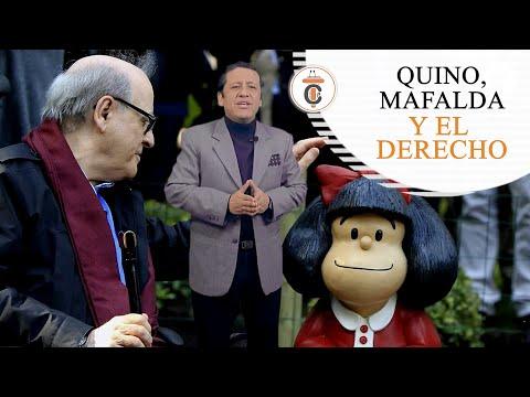 QUINO, MAFALDA Y EL DERECHO - TC 181