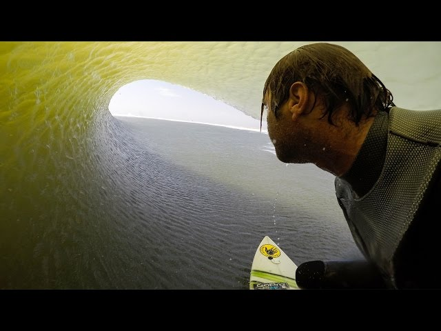 GoPro Surf: Inside the Legendary Barrels of Namibia