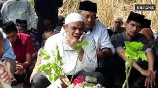 Prosesi Pemakaman Jenazah Istri Wakil Bupati Aceh Tamiang