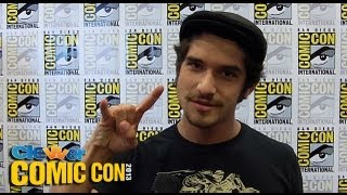 Tyler Posey pour Clevver TV
