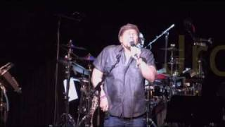 "James Ross @ Aaron Neville - ""It's All Right"" - Charles Neville(Sax) - www.Jross-tv.com"