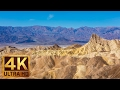 DEATH VALLEY NATIONAL PARK - 4K (ULTRA HD) NATURE DOCUMENTAR ..