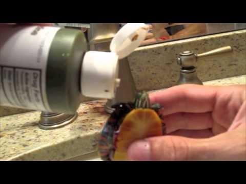 Manipestasyon ng kuko halamang-singaw