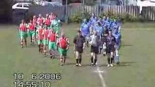 preview picture of video 'Mecze piłki nożnej cz.4 - XXXIII Dni Poręby'
