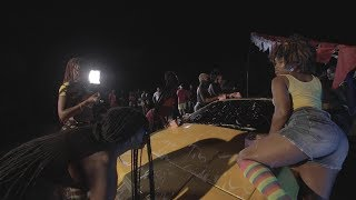 MASAUTI FT LAVA LAVA   DONDOSHA (BEHIND THE SCENES) CAR WASH SCENE
