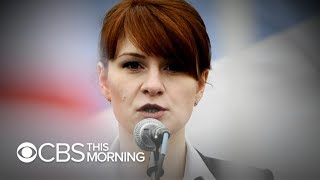 Father of Maria Butina denies she is a Russian spy - Video Youtube