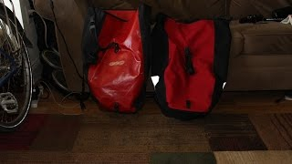 Ortlieb Back Roller Classic vs Back Roller Plus