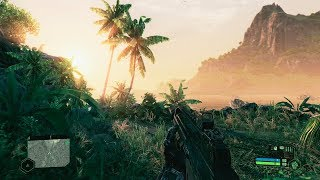 Crysis | Xbox One X Gameplay | Backward Compatibility