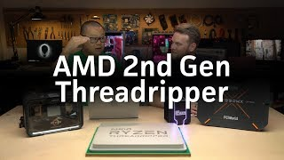 Threadripper 2 2990WX in-depth review & benchmarks