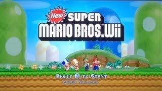 New Super Mario Bros Wii - Colab - Episode 1