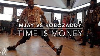 Mjay vs Robozaddy | All Styles Top 8 | Time I$ Money | #SXSTV