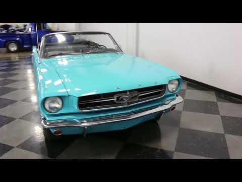 Video of '65 Mustang - NBIA